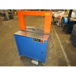 STRAPPING MACHINE MANUAL 2000