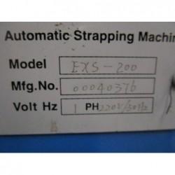STRAPPING MACHINE STRAPEX 1995