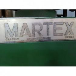 BOOKBINDING PRESS MARTEX 1975