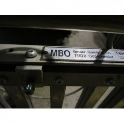 MBO GATE FOLD 2000